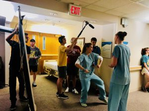 Student film named semifinalist in Producers Guild of America competition